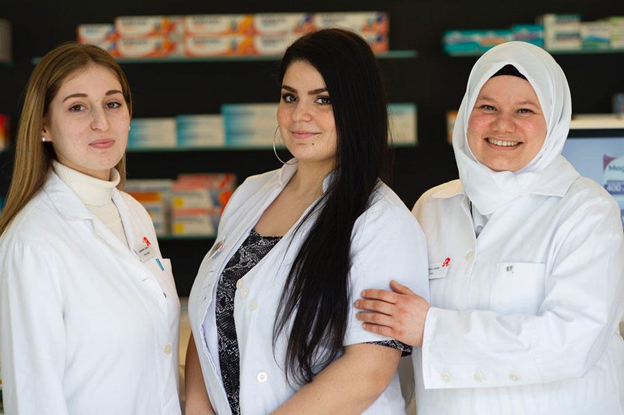 Team_Apotheke am Klinikum Velbert